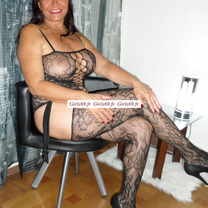 Heliane - escort Marseille